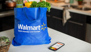 Walmart home grocery delivery service