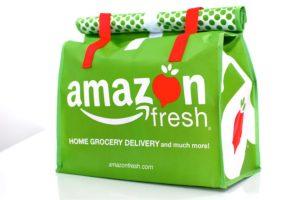 Amazon fresh grocery service