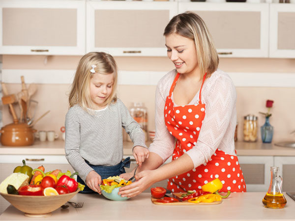 9 Life Skills To Teach Kids At Home