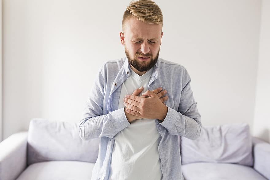 treat heart burn with baking soda
