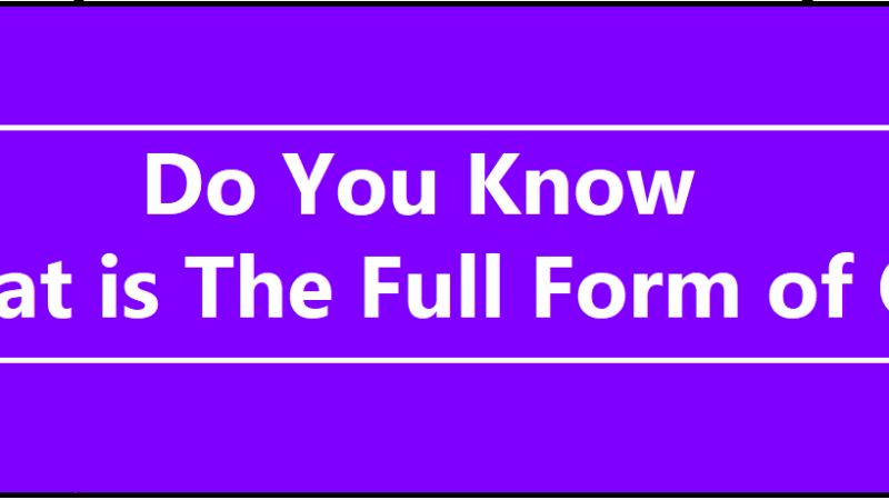OK Full Form: What Is the Full-Form of OK?